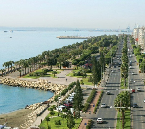 Places of interest in Limassol